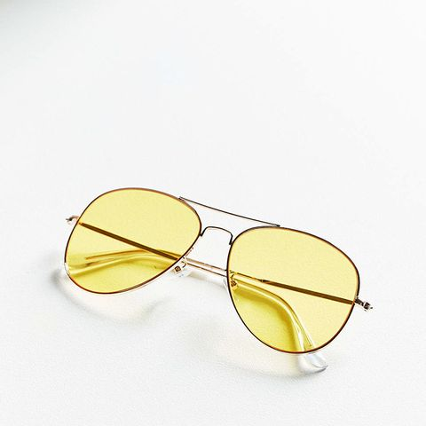 Costa Translucent Aviator Sunglasses