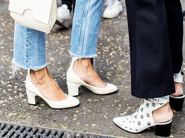 street style jeans