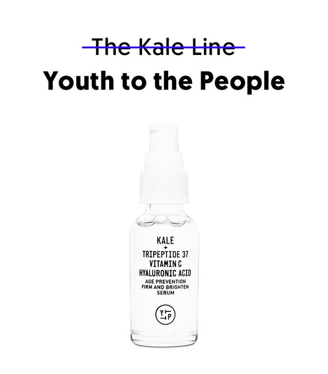 Youth to the People Kale + Tri-Peptide 37 + Vitamin C Age Prevention Serum