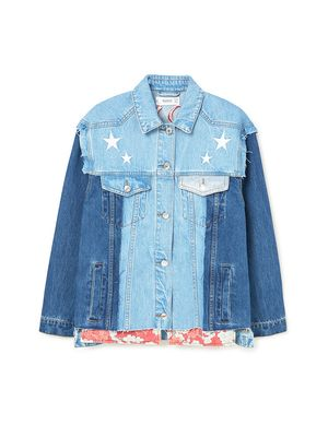 This Denim Jacket Is Anything but Basic