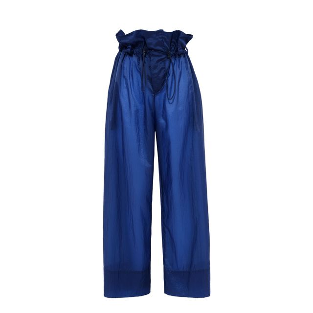 Stella McCartney Blue Benni Pants