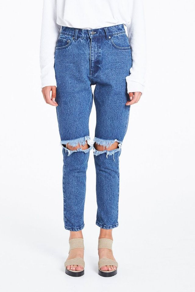 Zulu & Zephyr Indigo Jeans
