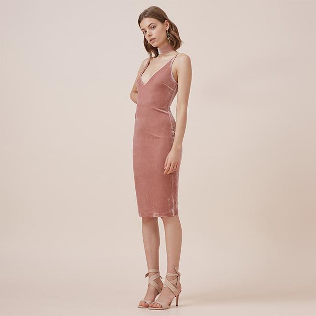 Keepsake Eventually Midi Dress