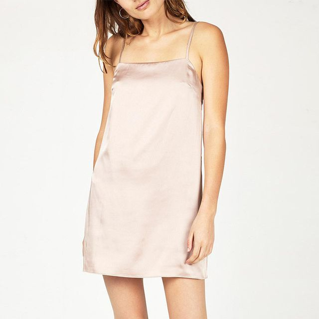 Alice In The Eve Silky Mini Dress