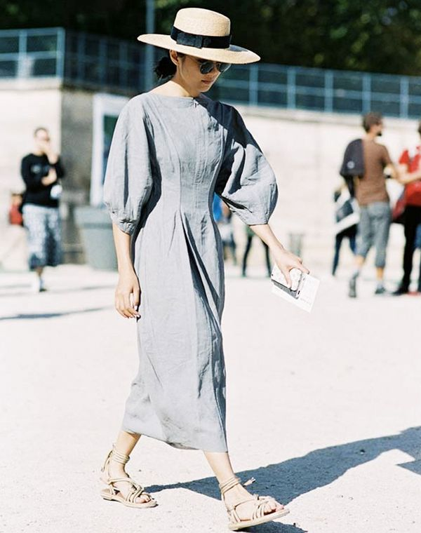 best street style websites: vanessa jackman
