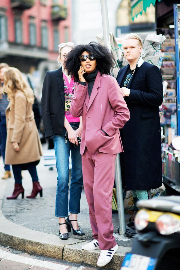 best street style websites: I am koo