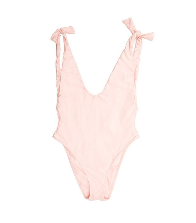 best pink swimsuit