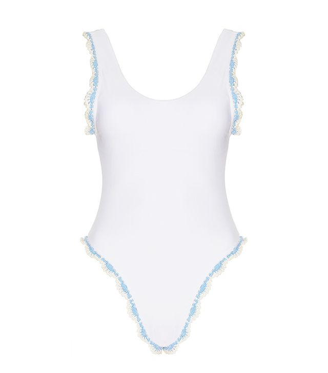 best feminine swimsuit