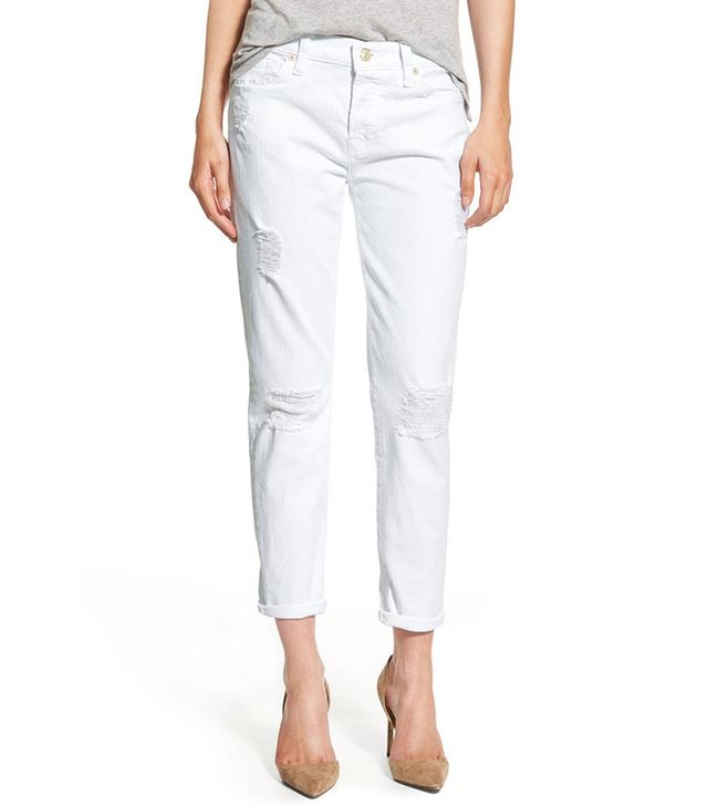 best under-$200 white boyfriend jeans
