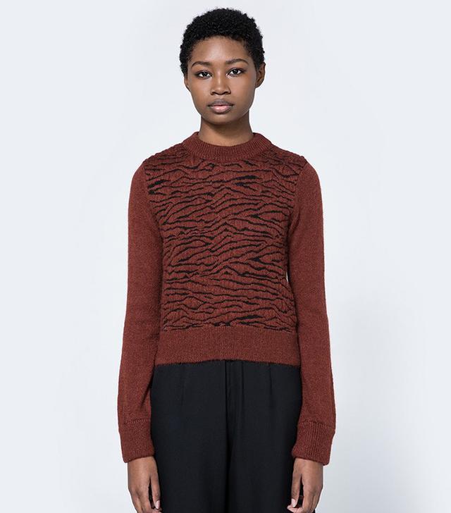 best printed Sweater