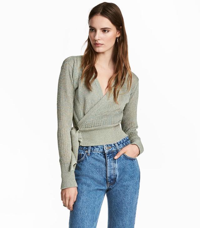 best wrap Sweater