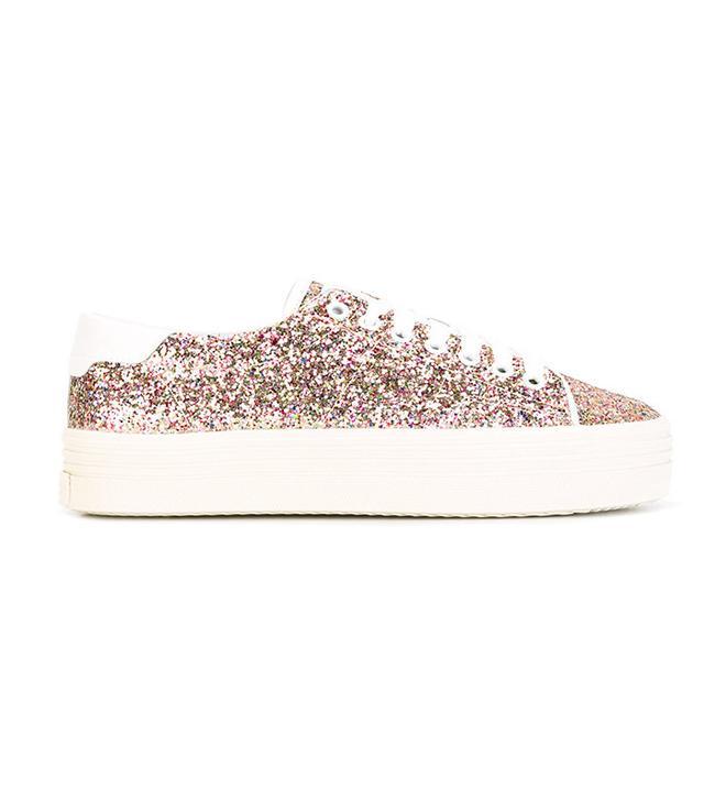 best designer glitter sneakers
