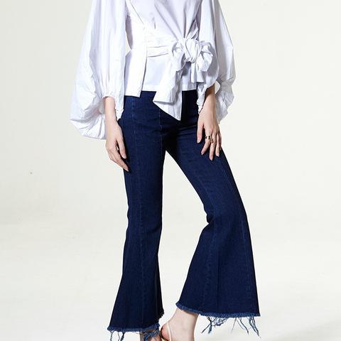 Jimena Wide Flare Jean