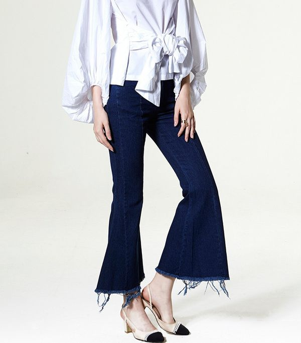 flare jeans - Storets Jimena Wide Flare Jean