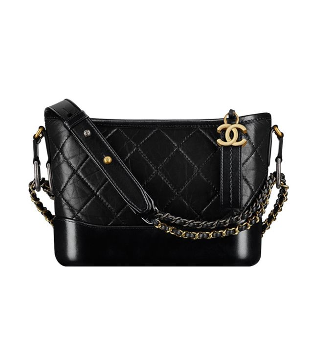 it bag - Chanel Gabrielle Small Hobo Bag black