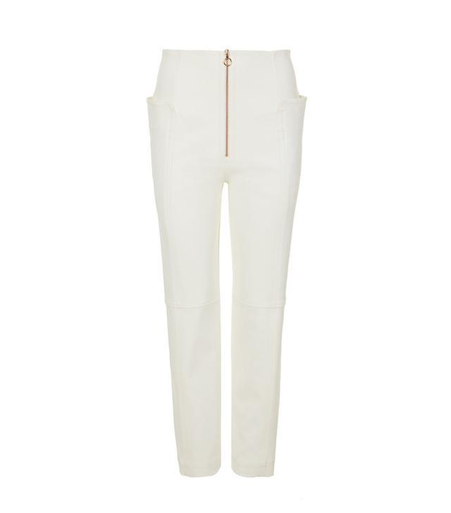 best white pants