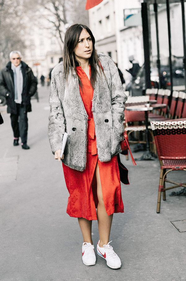 how to style red