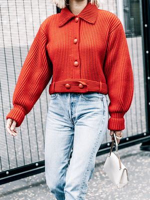 "It's Official: Fashion Girls Can't Get Enough of This ""Intimidating"" Colour"