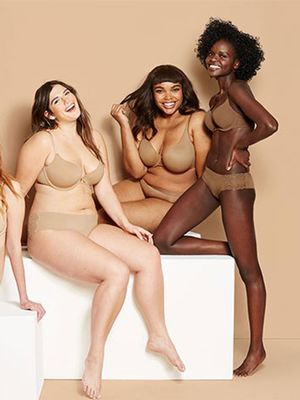Target's Nude Lingerie Line Is Now More Inclusive Than Ever