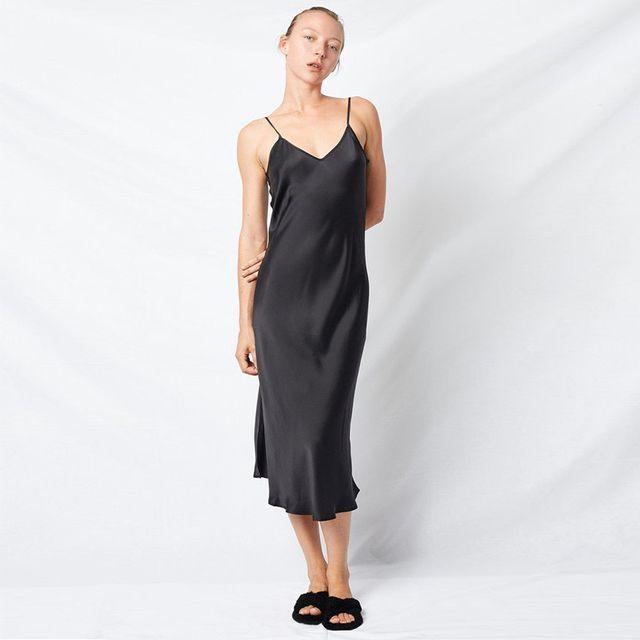 Silk Laundry Classic '90s Slip Dress