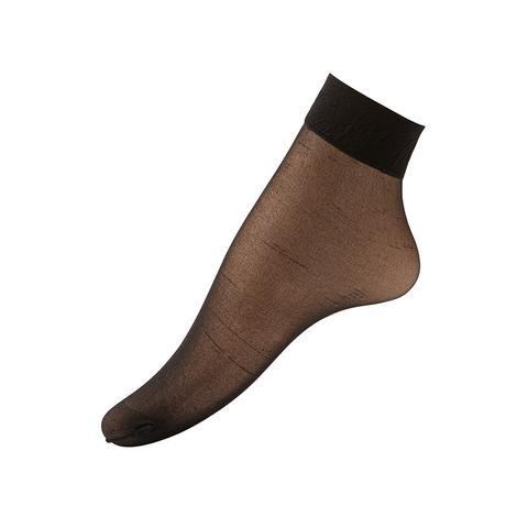 Kendall Sheer Crew Sock