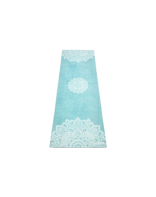 Yoga Design Lab Mandala Turquoise Mat