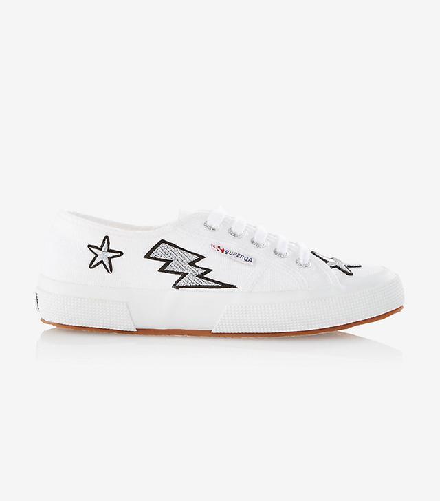 Express Superga Patch Classic Sneaker