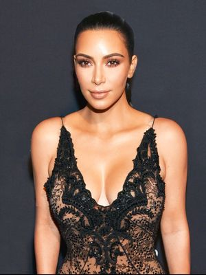 The One Makeup Trend Kim Kardashian West Will Never Try
