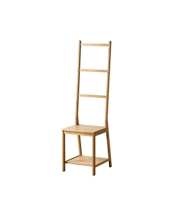 IKEA Ragrund Chair and Towel Rack