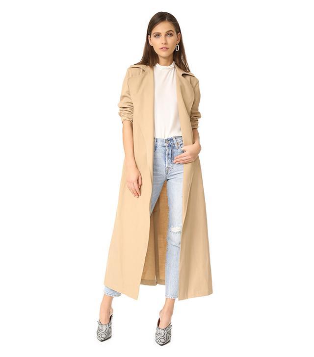 Ulla Johnson Maude Trench Coat