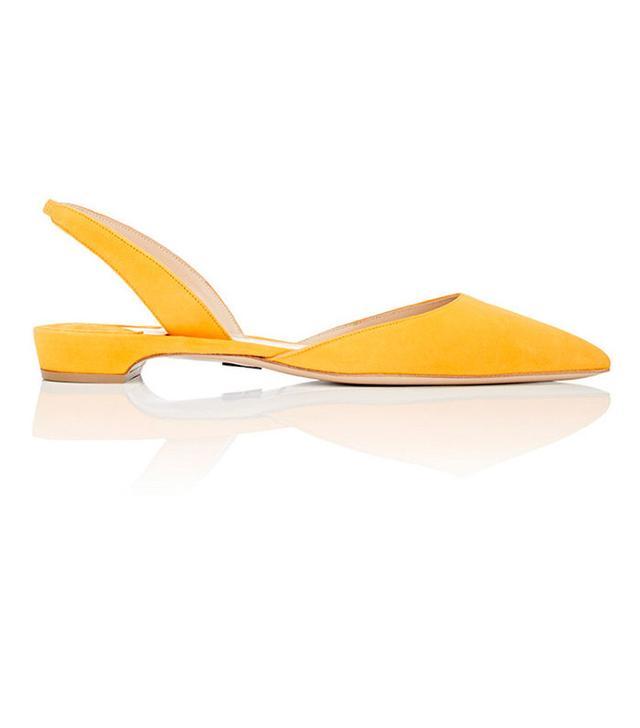 cute yellow shoes