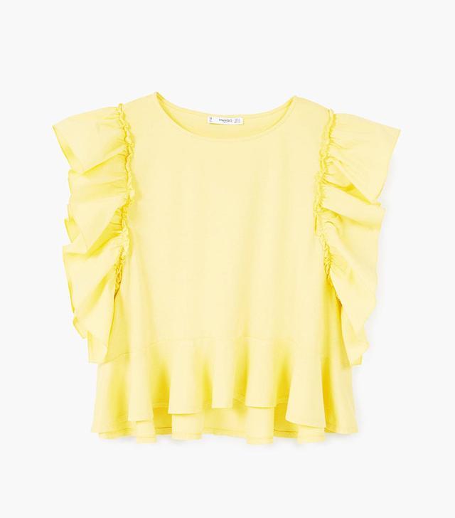 best yellow top
