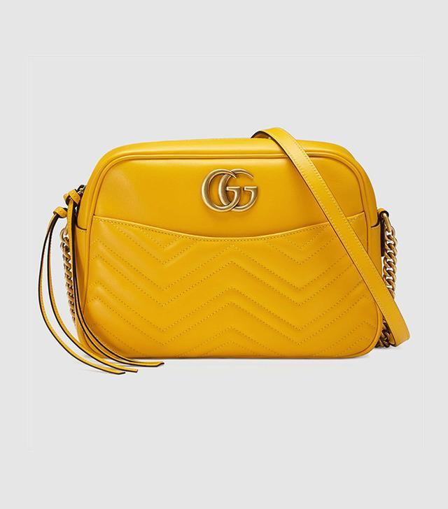 classic yellow bag