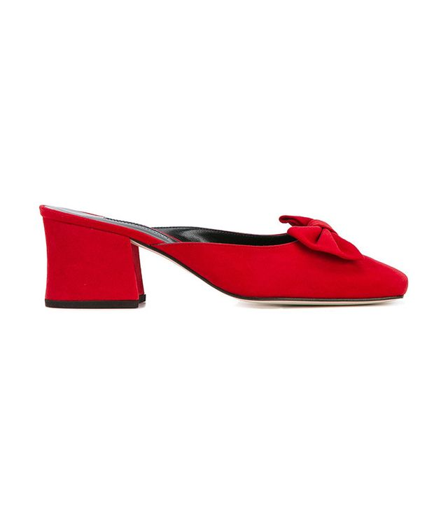best red mules