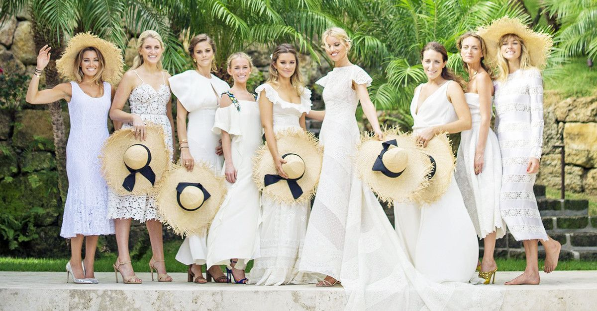 A brief history of the most gorgeous vogue weddings whowhatwear au junglespirit Gallery