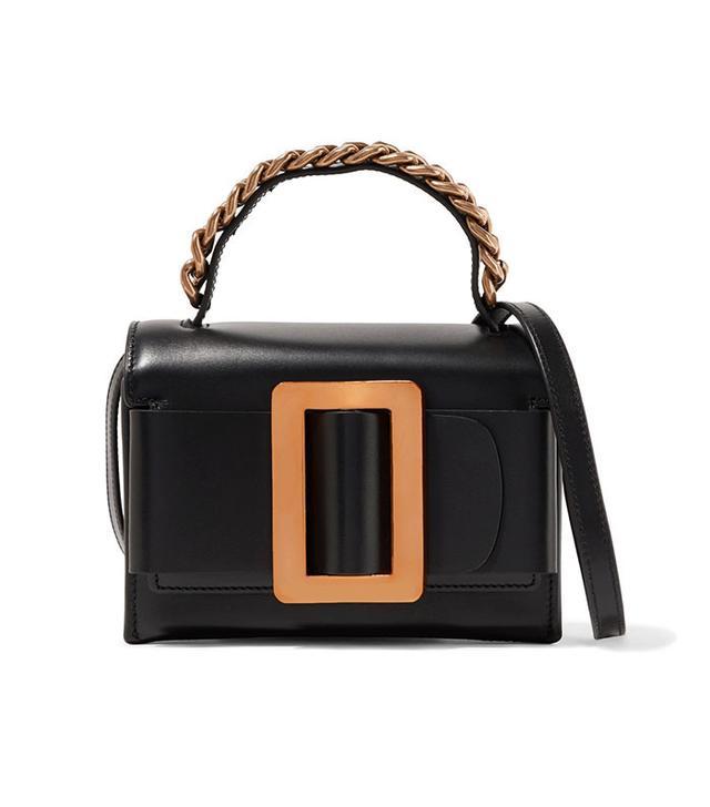 best black mini bag
