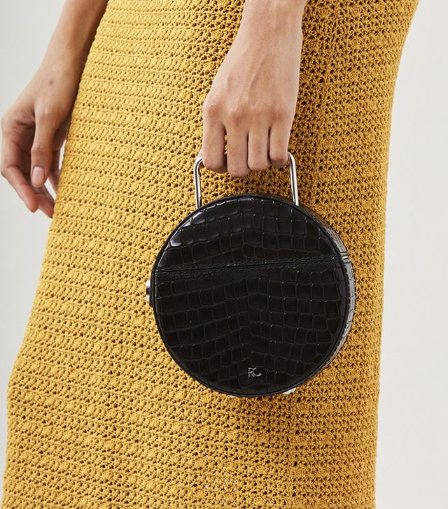 circle handle bags