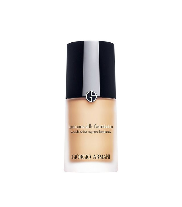 Giorgio Armani Luminous Silk Foundation - Best Foundation for Dry Skin