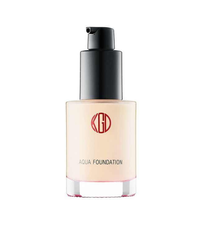 Koh Gen Do Aqua Foundation—Best Foundation for Dry Skin