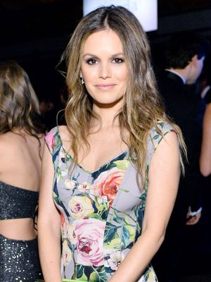Rachel Bilson's Bridesmaid Dress Could Easily Be a Wedding Dress, Too