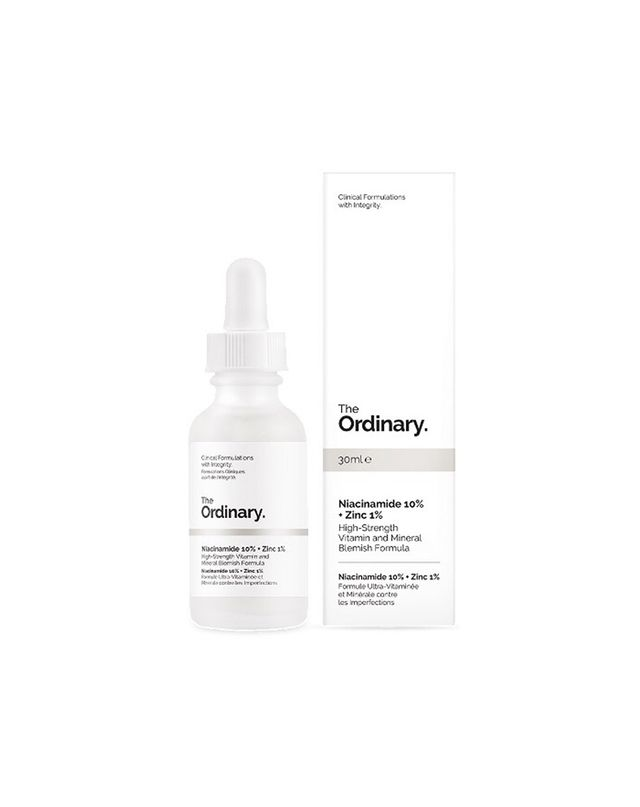 The Ordinary Niacinamide 10% + Zinc 1%