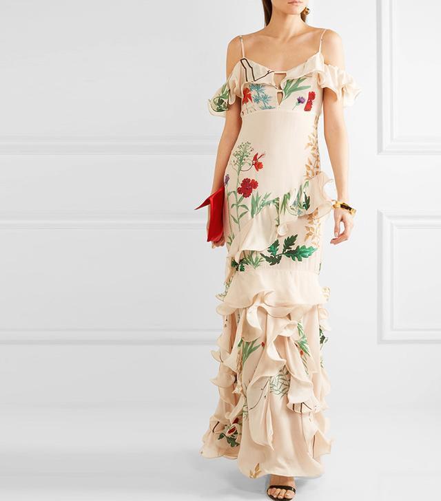 best ruffle dress