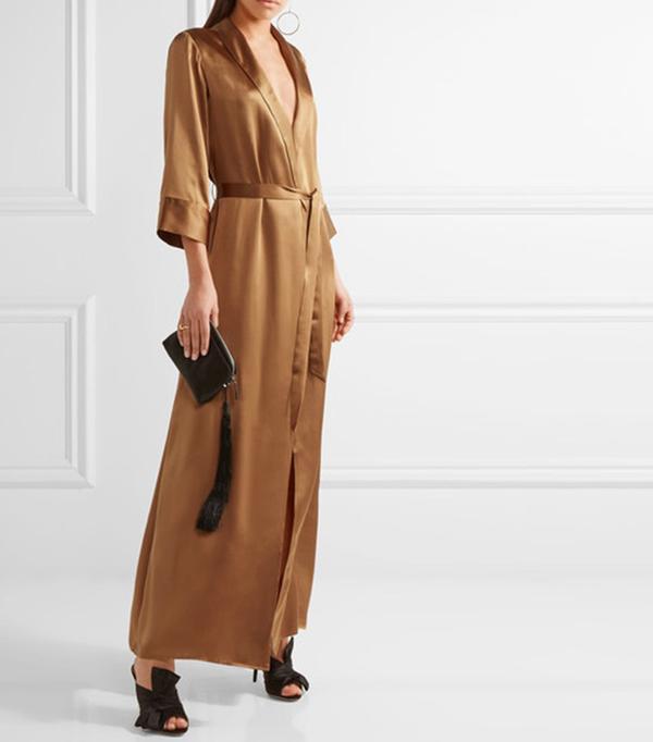 best robe wrap dress