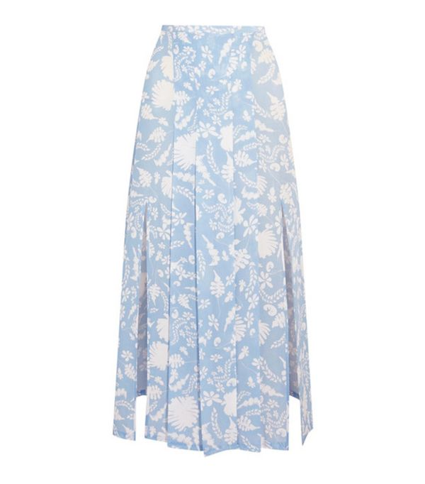 Net a porter new-in: Rixo skirt