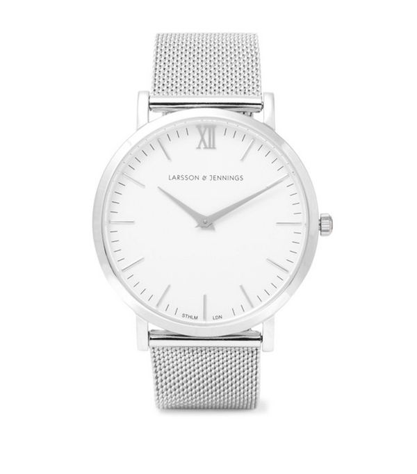 Net a porter new-in: Larsson Jennings watch