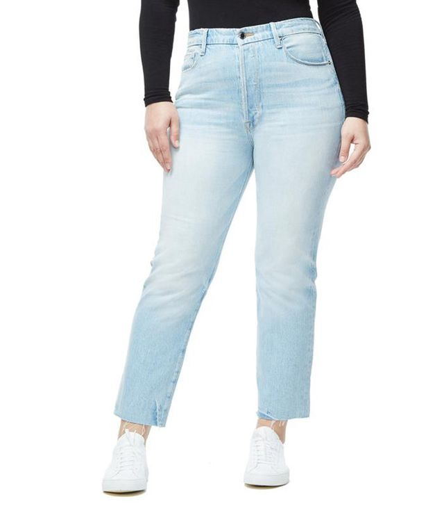 plus size boyfriend jeans