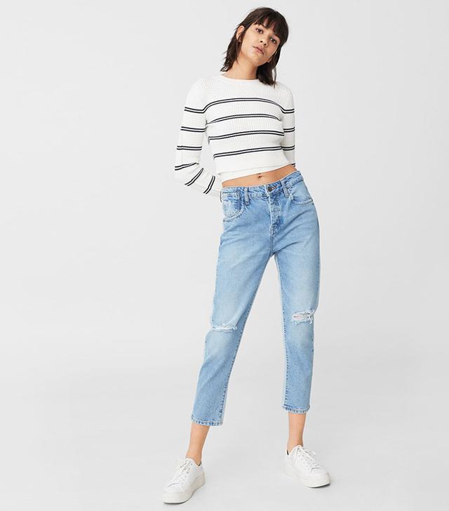 cute boyfriend jeans
