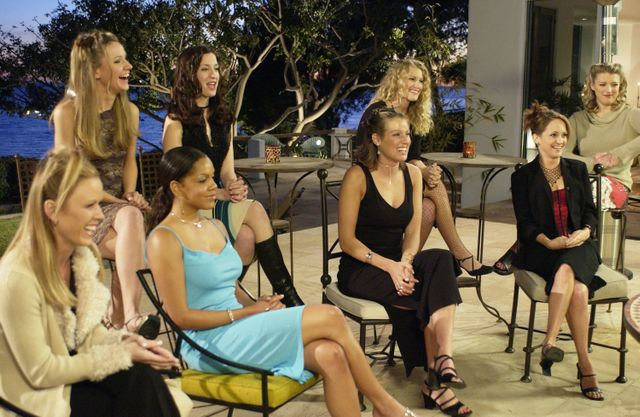 The Bachelor 2002 outfits