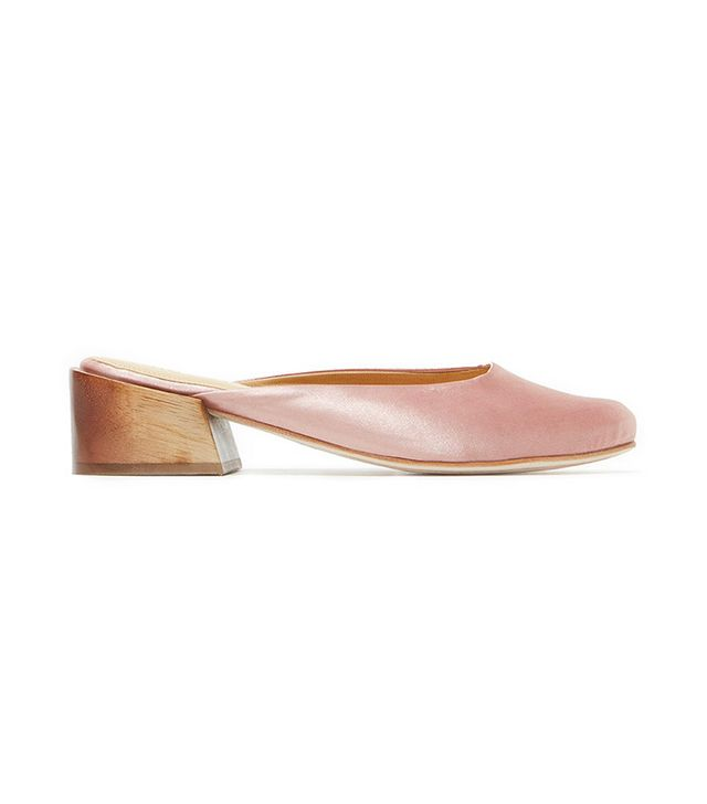 best satin mules