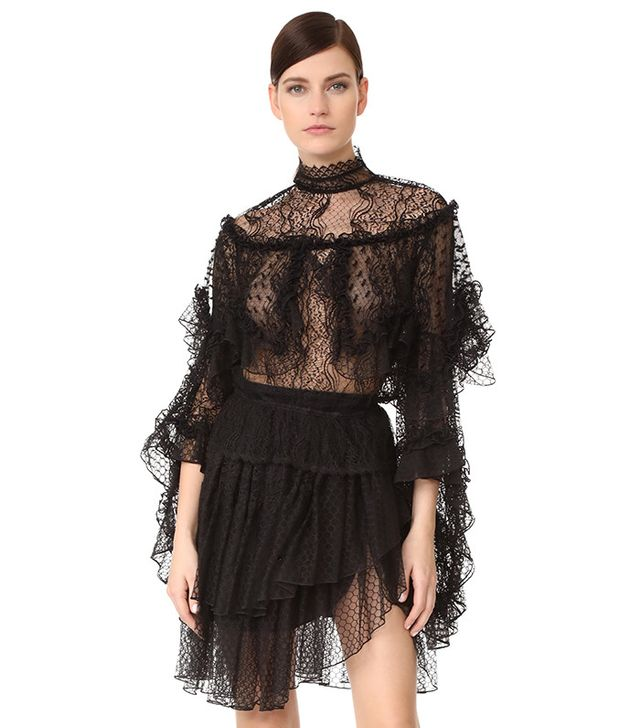 best lace blouse